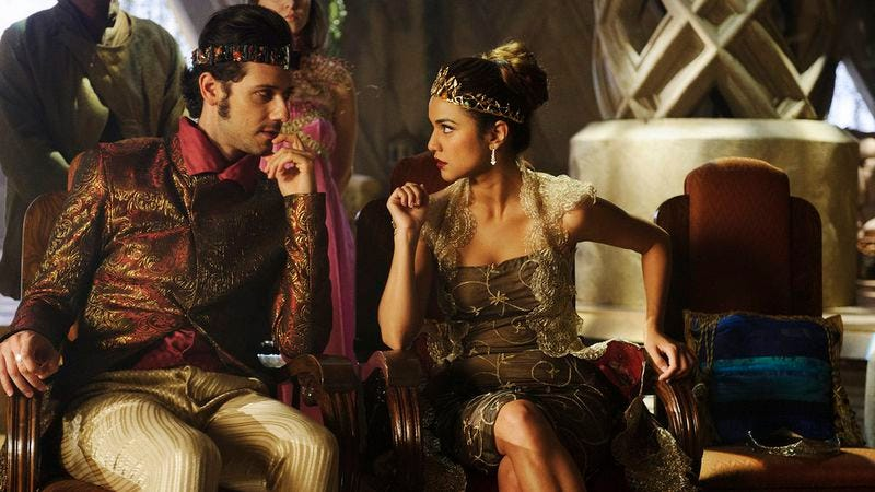 Hale Appleman, Summer Bishil