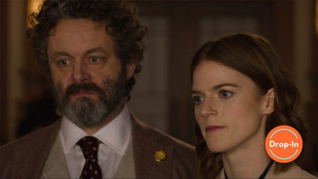 The Good Fight's new Michael Sheen character is a surprising misfire for the show