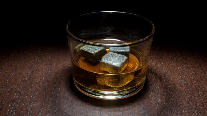 A Use For Those Dumb Whiskey Stones Someone Gave You