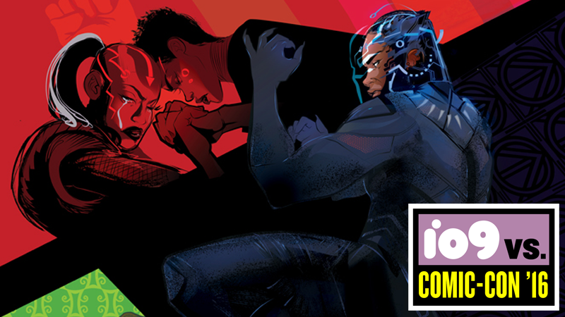 Comic-Con 2016: Black Panther cast updates