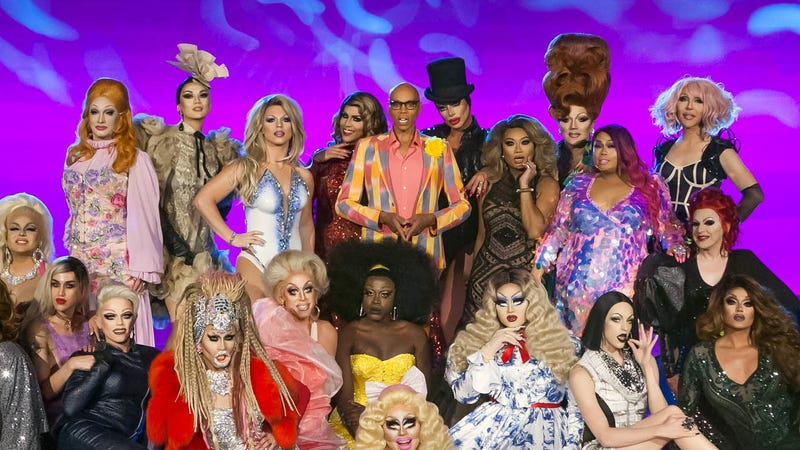 Illustration for article titled RuPaul's Drag Race delivers 10s across the board with an exhilarating premiere