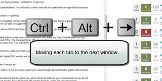 Illustration for article titled QuickShift Moves Tabs Between Chrome Windows via Keyboard Shortcuts