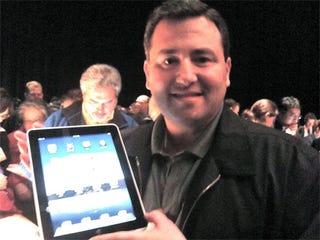 Illustration for article titled What Does Epic Games' Mark Rein Think Of The iPad?