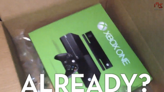 Illustration for article titled Lucky Gamer Gets Xbox One Way Early, Starts Spilling Details [UPDATE]