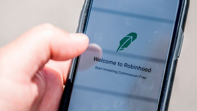 Robinhood Hackers Stole From the Rich (And Gave to Themselves)