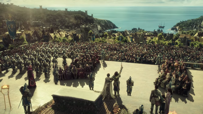 Illustration for article titled Crowd Shout From BlizzCon 2014 Is Hidden In The Warcraft Trailer