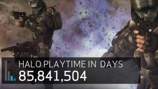 Illustration for article titled Bungie Says Goodbye to Halo With Brain-Exploding Stats Page