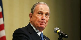 Michael Bloomberg (Spencer Platt/Getty Images)