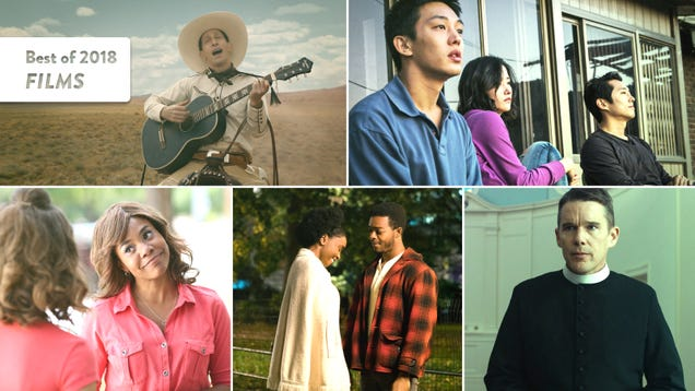 The best films of 2018