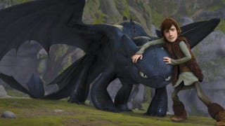 Illustration for article titled How To Train Your Dragon reviewer explains why dragons are like Hitler