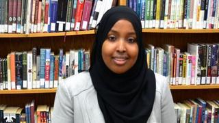 Munira KhalifMounds Park Academy