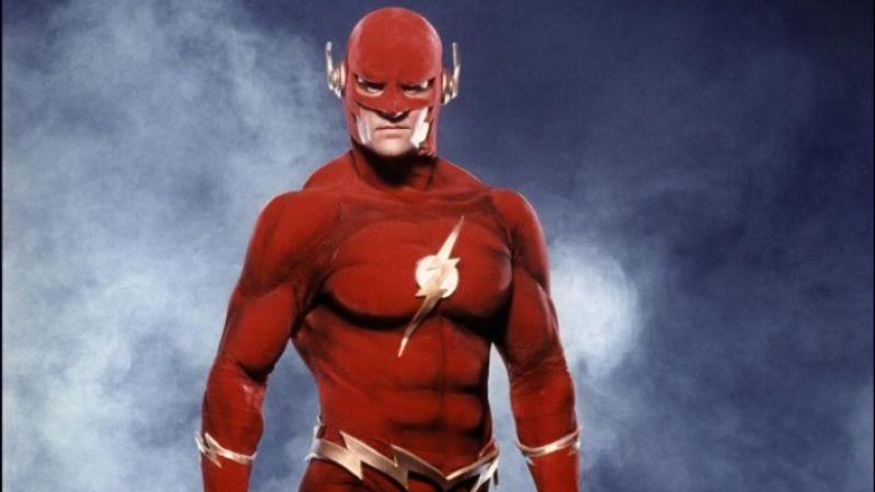Illustration for article titled The new Flash TV show will also feature the star of the old Flash TV show