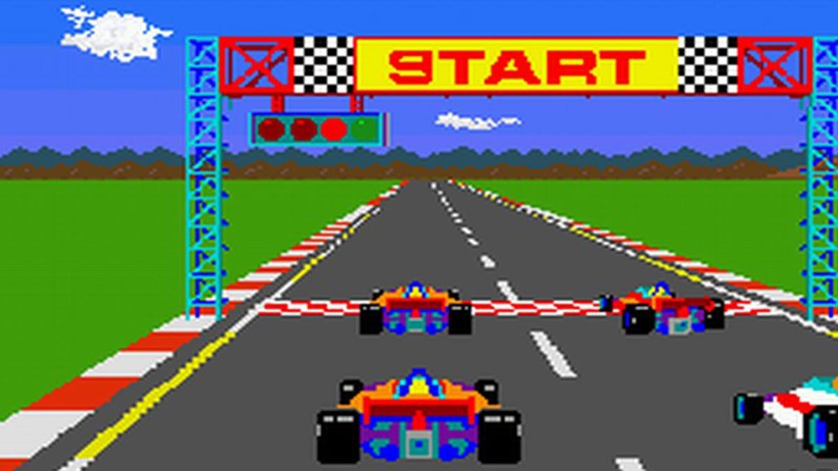 The top ten arcade racing games of the 1980s