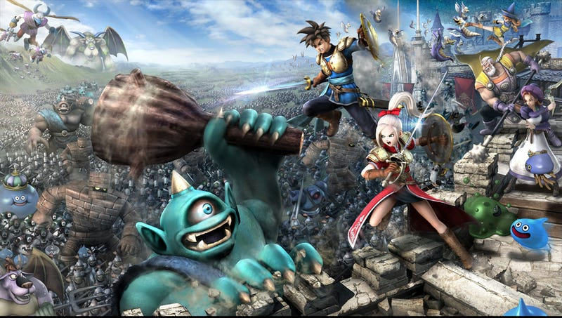 Illustration for article titled The PS4 is Number One in Japan Thanks to Dragon Quest