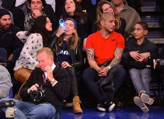 """Illustration for article titled """"Mysterious Formula"""" Decides How Knicks Give Courtside Seats To Celebs"""