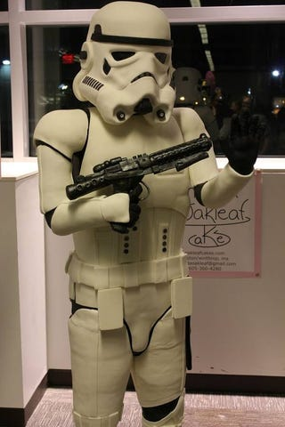 Illustration for article titled The Life-Sized Stormtrooper You Can Eat