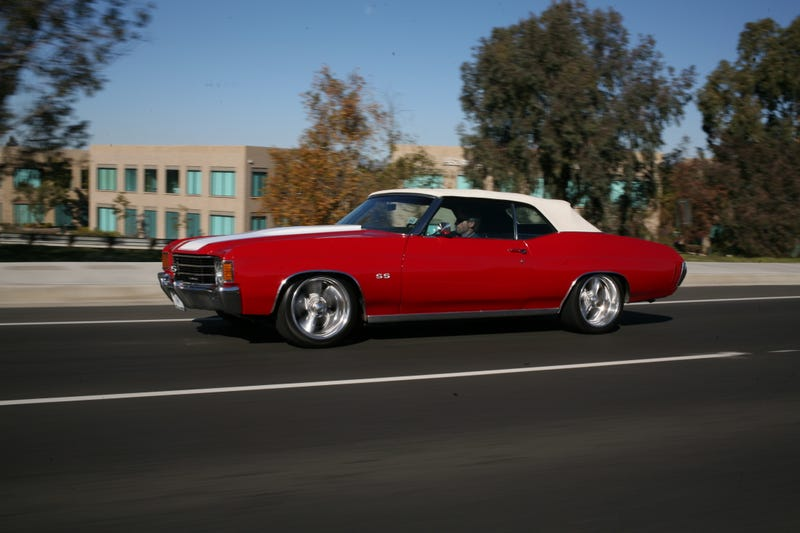 Illustration for article titled Caught a Chevelle