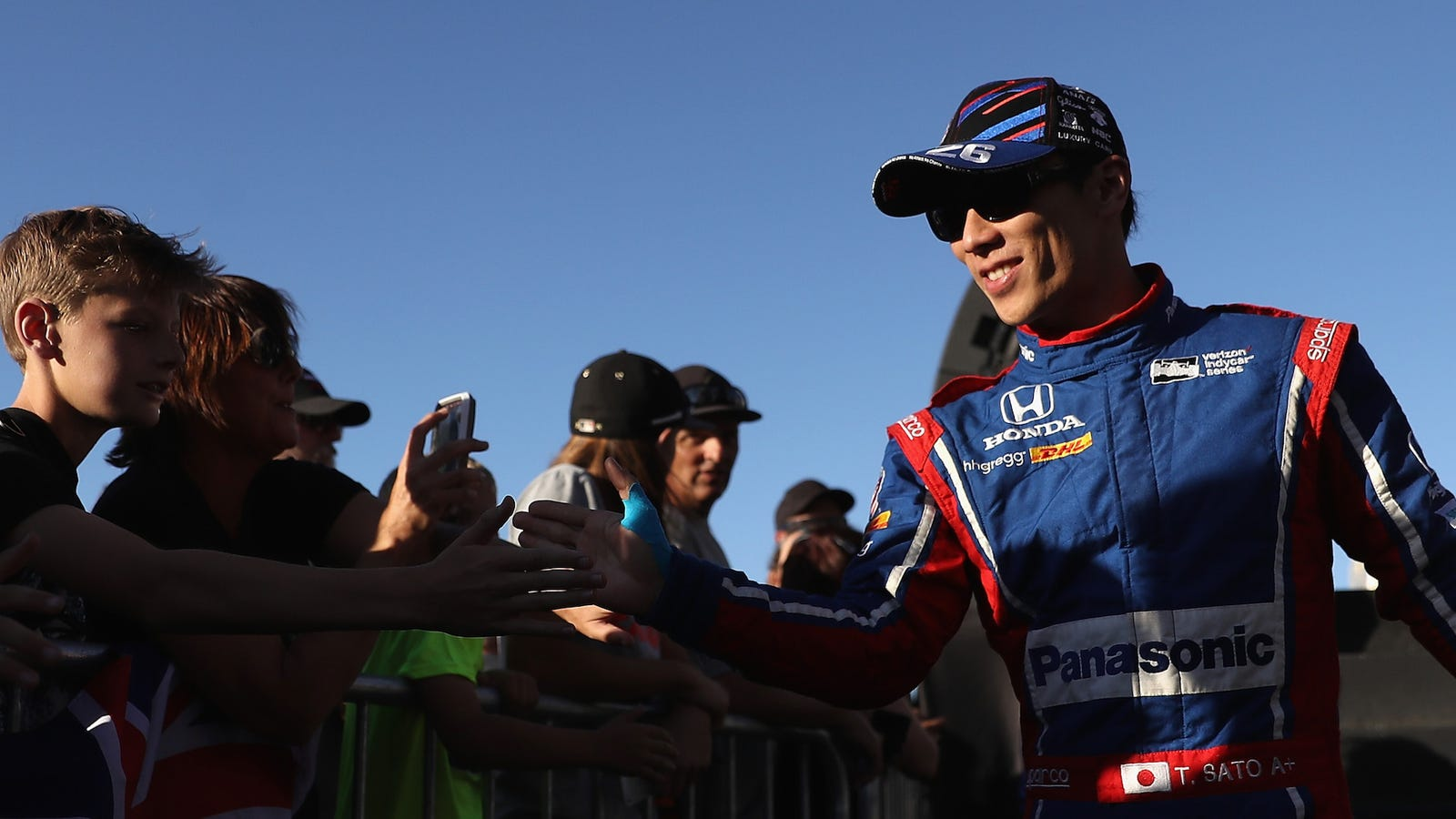 Takuma Sato's Honda Engine Survives All 200 Laps To Win The 2017 Indianapolis 500