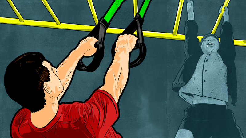 0adb050da77 All the Unusual Places You Can Use Suspension Trainers to Get a Great  Workout