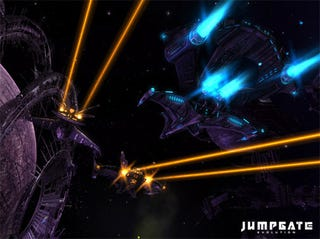 Illustration for article titled Jumpgate Is Codemasters' Biggest Beta Ever