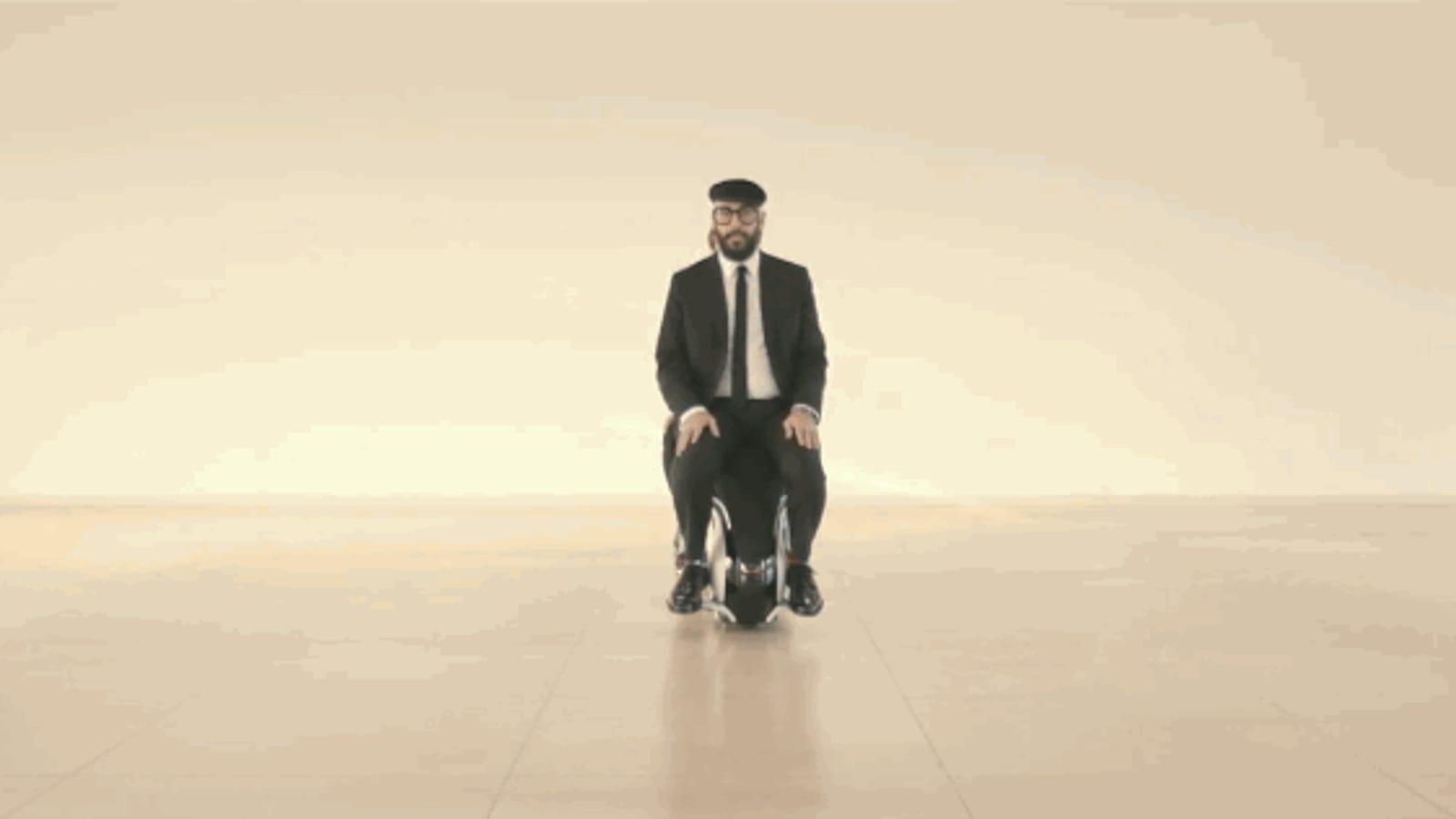 Ok Go se marca un divertido baile en uniciclo en su último vídeo