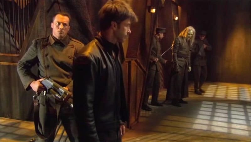 Illustration for article titled Stargate: Atlantis Rewatch - Season 3, Episode 7Common Ground& Episode 8McKay and Mrs. Miller