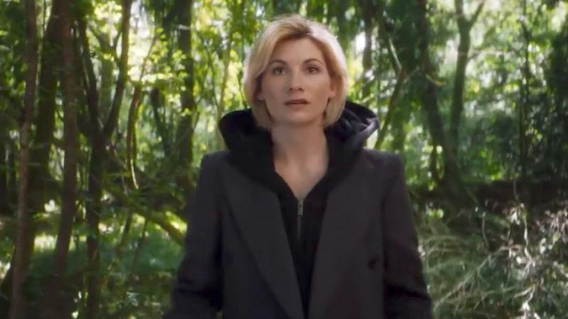Screenshot: Doctor Who