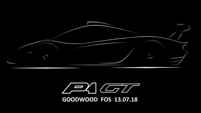 Illustration for article titled A Real McLaren P1 GT Longtail Is Coming, Get Hype