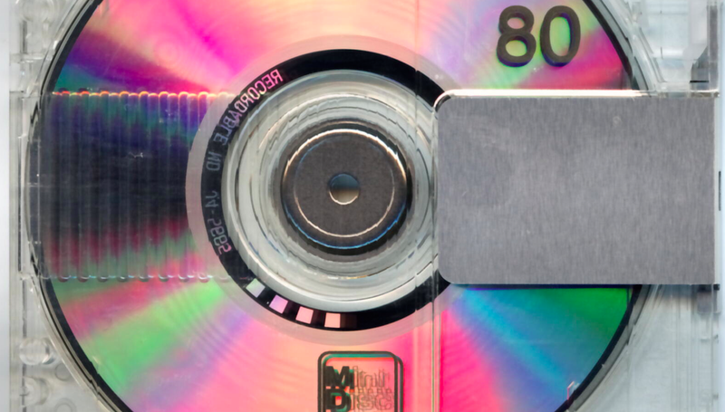 Japan Hasn't Given Up On The Mini-Disc Just Yet