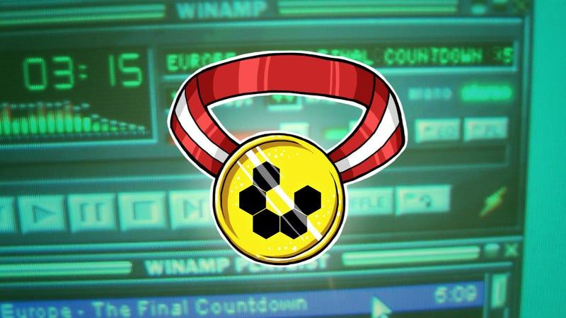 Illustration for article titled Most Popular Desktop Music Player: Winamp