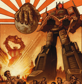 Illustration for article titled An exclusive look at Transformers: Infestation, IDW's robots vs. zombies miniseries