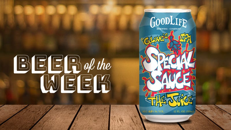 Illustration for article titled Beer Of The Week: GoodLife's Special Sauce The Juice is in fact special and juicy