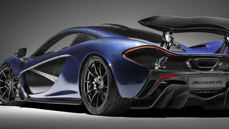 the mclaren p1 farewell is dressed in stunning naked blue carbon. Black Bedroom Furniture Sets. Home Design Ideas