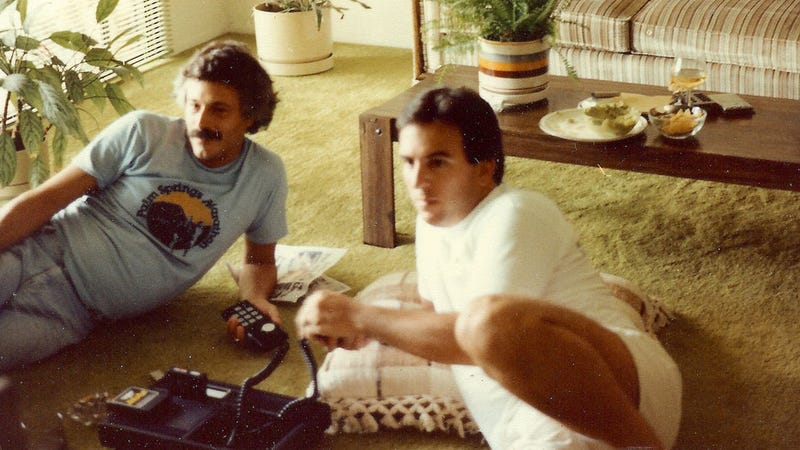 Illustration for article titled Gaming In 1982: Moustaches, Tiny Shorts & Colecovision