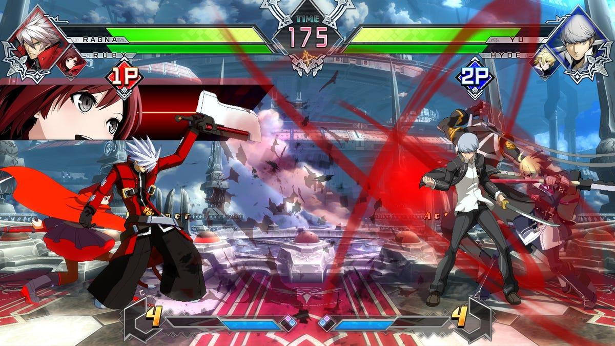 BlazBlue: Cross Tag Battle Is Dead Simple By Design