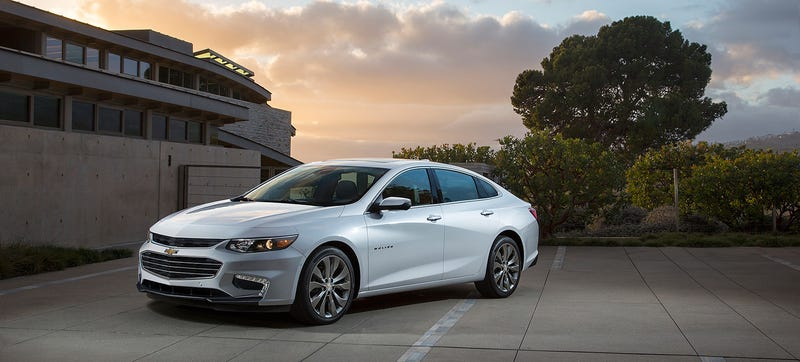 Illustration for article titled General Motors Won't Give Up On Sedans