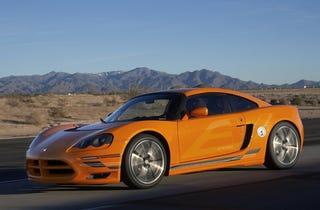 Illustration for article titled Dodge Circuit EV Not Yet Dead?