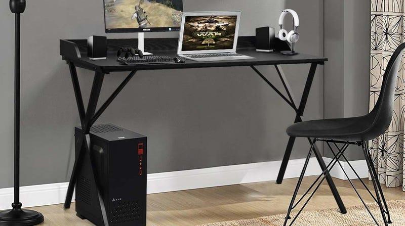 Aingoo Large Writing Computer Desk| $40 | Amazon | Promo codeshelf001