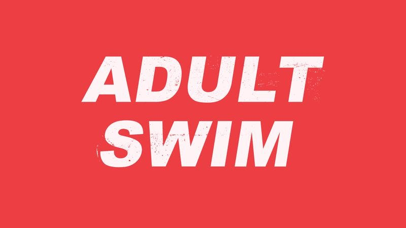 Dating show on adult swim