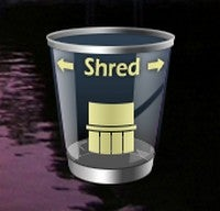 Illustration for article titled Multi Trash Puts File Deletion and Shredding on the Windows Sidebar