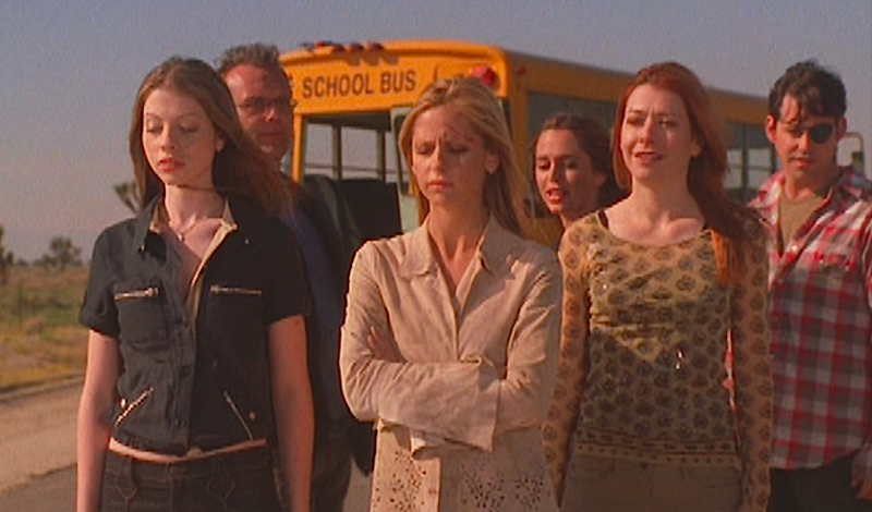 Illustration for article titled Buffy ended 10 years ago. Were you sad?