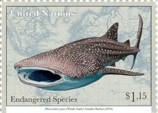 Illustration for article titled The Art on These Endangered Species Stamps Is Incredible