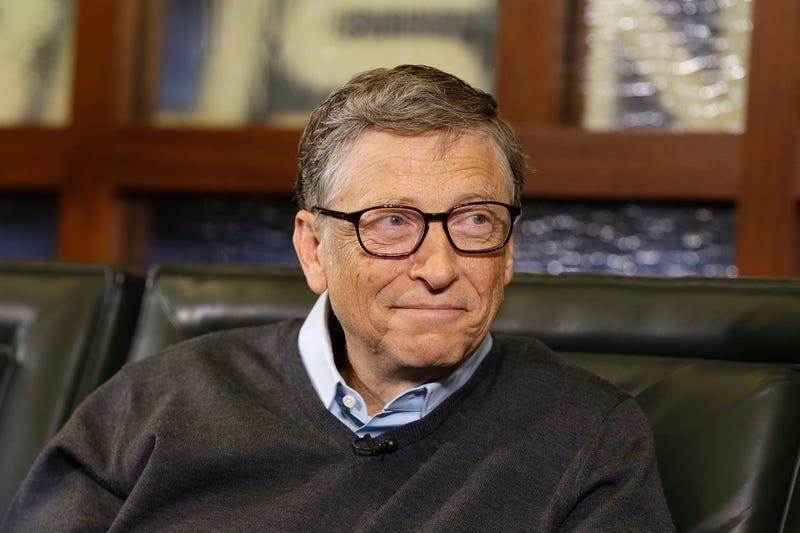 Bill Gates revela que utiliza un smartphone con el sistema operativo Android