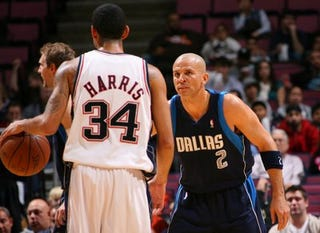 Illustration for article titled So, About That Devin Harris/Jason Kidd Trade ...