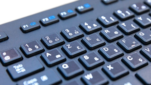 France Is Getting a New, Algorithmically Designed Keyboard Layout