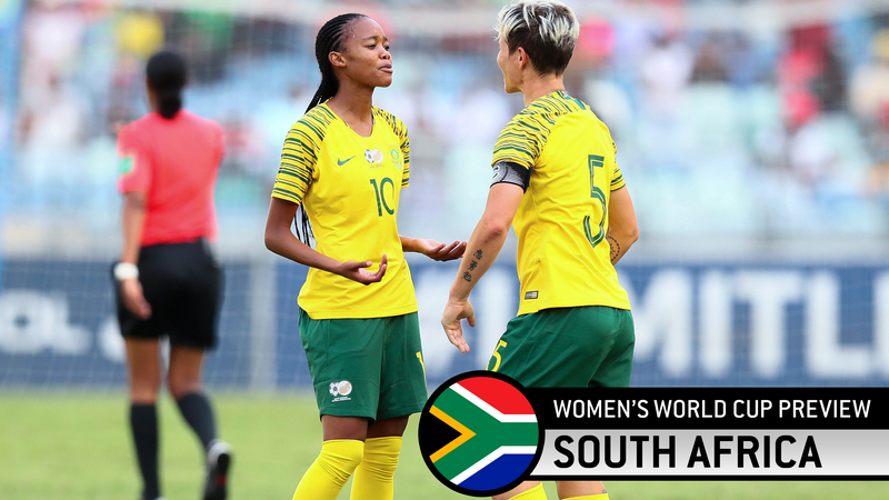 Illustration for article titled South Africa's World Cup Debutantes Are Already Legends
