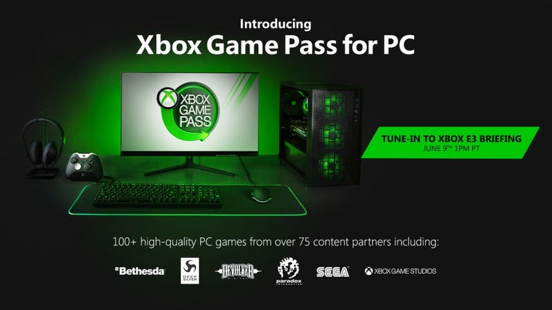 Illustration for article titled Xbox Game Pass For PC Is An Unbelievable Deal (For Now)