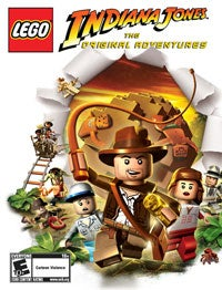 Illustration for article titled Lego Indiana Jones PC Demo Released