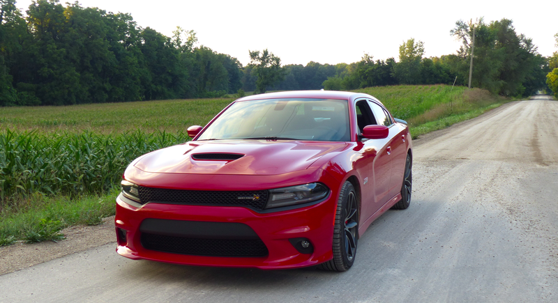 The Dodge Charger Scat Pack Brought Out My Inner Asshole