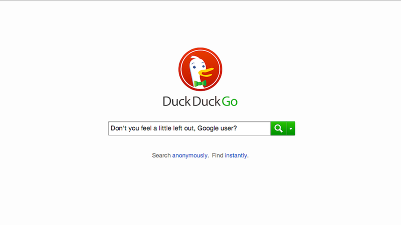 Illustration for article titled DuckDuckGo Handled 1 Billion Search Queries in 2013